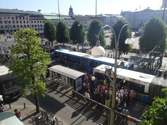 Good for meeting friends, eating and living: what Gothenburgers think of Gothenburg