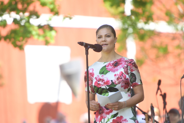 Sweden's Crown Princess Victoria opens up about anxiety battle