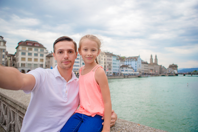 Report: More families are favouring Swiss city life