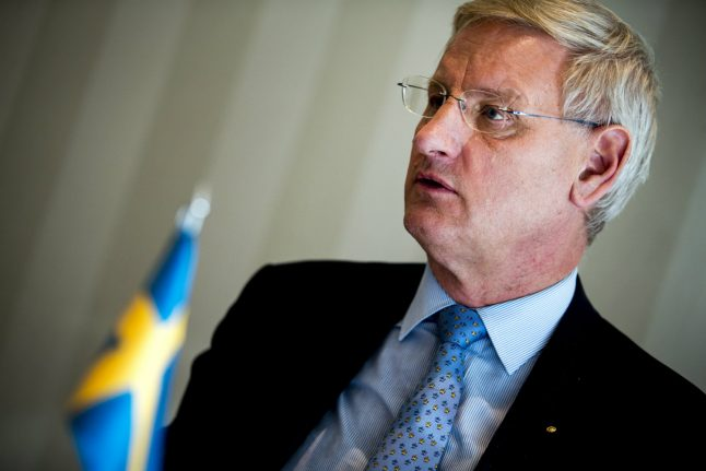 Former Sweden PM gives support to cancellation of Listhaug meeting