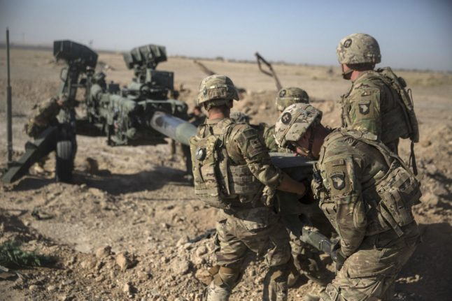 Germany welcomes US troop boost in Afghanistan, but won't follow suit