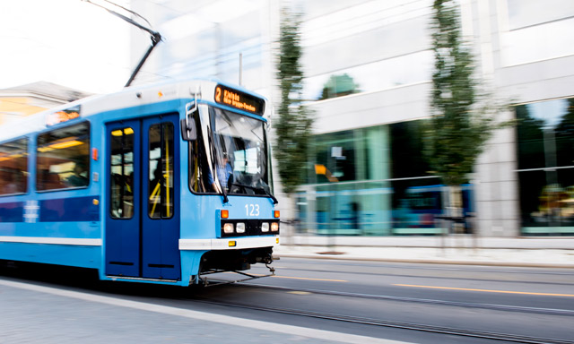 Norway worst at public transport in Europe