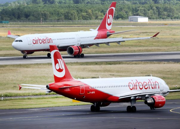 Air Berlin files for insolvency proceedings after months of disruptions