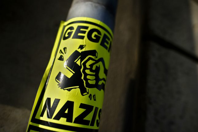 American tourist beaten up in Dresden after giving Nazi salute on street