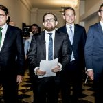 Denmark's government announces new tax plan