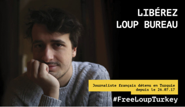 Pressure mounts for release of French journalist in Turkey