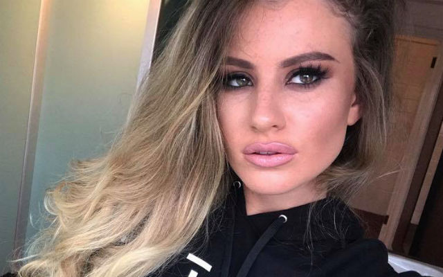 Police hunt for accomplices in Italy kidnap of British model