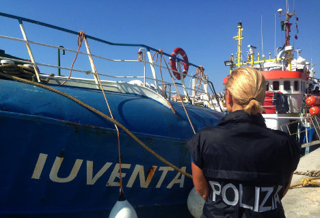 Italy moves to end migrant crisis with naval mission and NGO crackdown