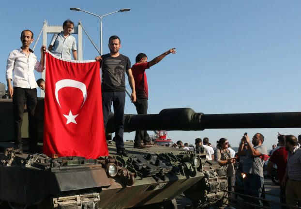 Turkey asks Berlin to look into sightings of 'top coup fugitive'