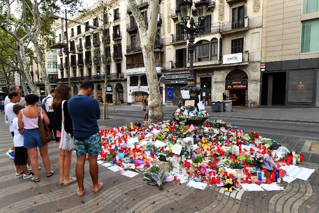 Spain attacker showed 'no sign of radicalisation': father