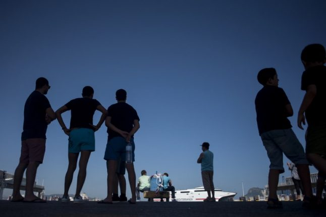 Every summer, Spain hosts annual exodus to north Africa