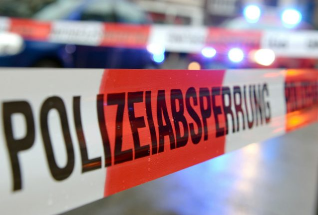Anti-terror raids launched in north Germany over 'murder plot against political left'