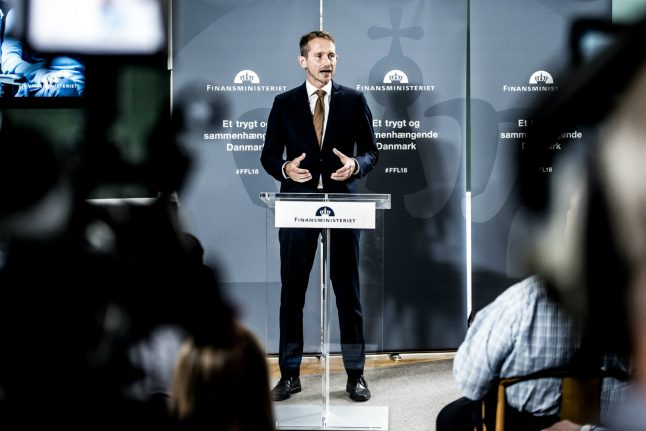 Social Democrats criticise Danish government for 'lack of welfare' in new budget