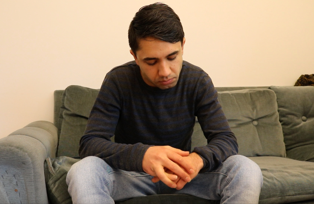 How I fled from a Taliban training centre to Sweden