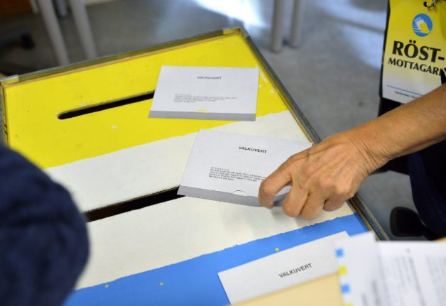 Opinion: Getting foreign-born Swedes to vote in 2018 should be a key issue