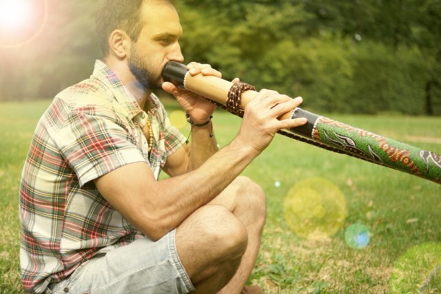 Zurich researchers win 'funny Nobel' for discovery that didgeridoo playing can prevent snoring