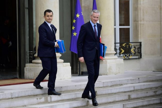 Macron's government to unveil first budget as pressure mounts to balance books
