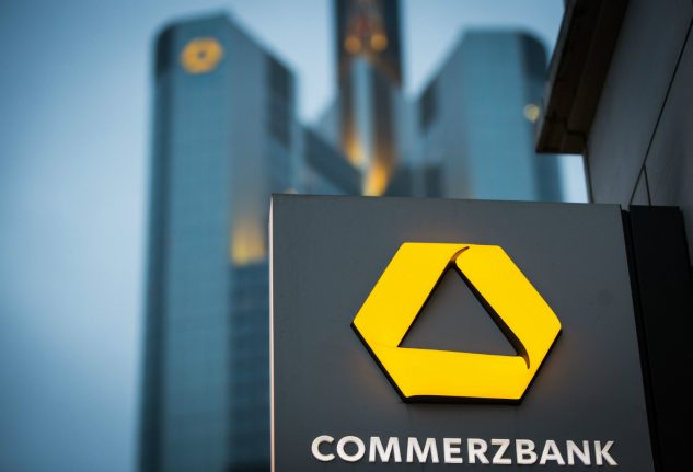 Commerzbank shares soar on rumours of a government sell-off
