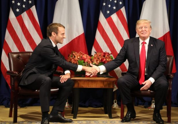 France hopeful of persuading Trump to stay in Paris climate deal
