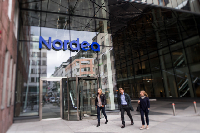 Analysis: Why Nordea is no Agent Smith but Commander Data