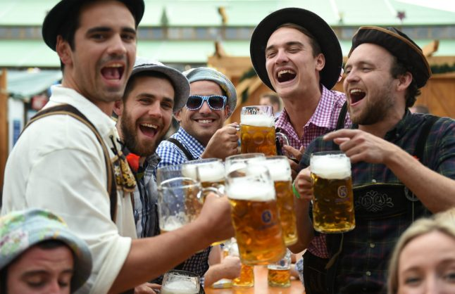 Oktoberfest: from punch up for lager louts to 'money-making machine'