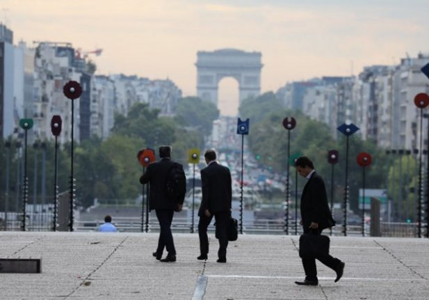 Revealed: French workers will clock off four years before Brits