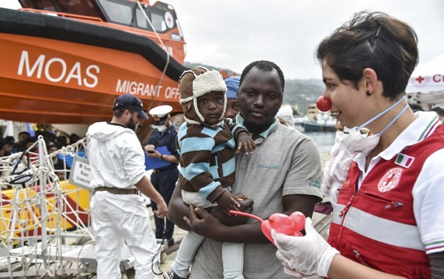 Migrant aid group MOAS quits rescue operation in the Mediterranean