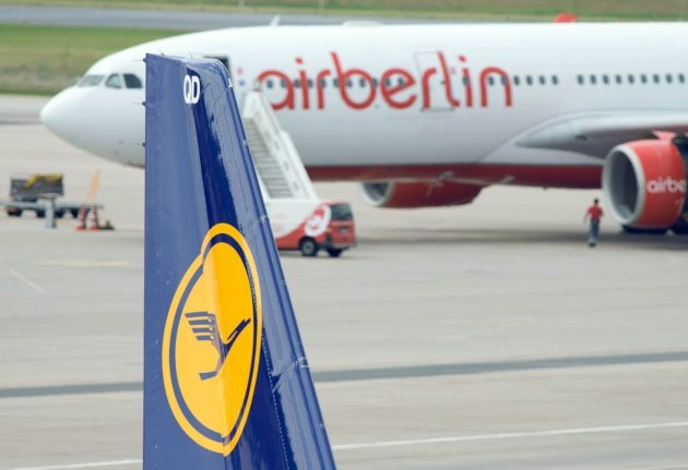 Lufthansa eyes up 78 Air Berlin planes, hinting more is to come