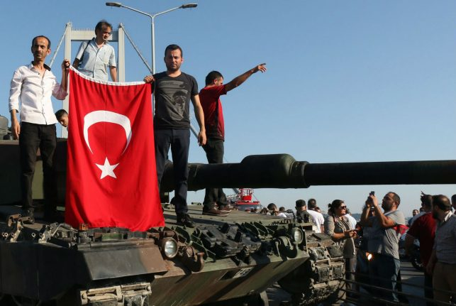 German woman stands trial in Turkey over failed coup attempt: report