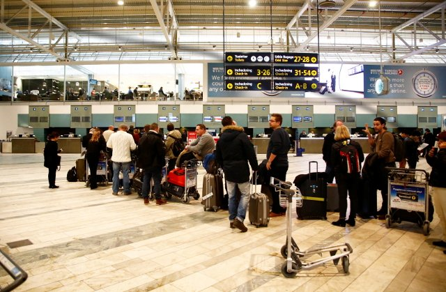 German detained at Swedish airport after police mistake food for explosive