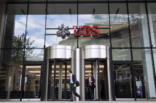 UBS boss warns technology could replace 30 percent of workforce