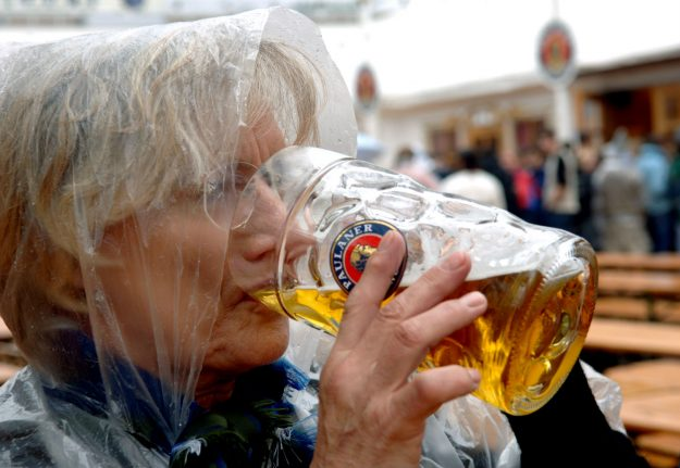 Rainy, football-free summer dampens German thirst for the amber brew