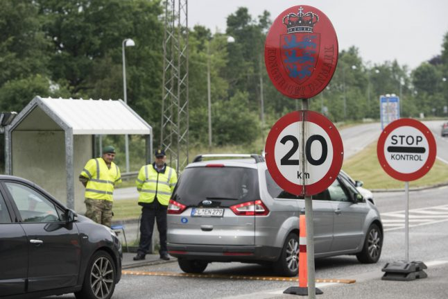Denmark extends border control until May 2018