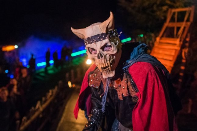 Many Germans are not fond of Halloween, survey finds