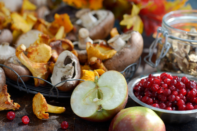 Six irresistible autumn foods that make the most of Sweden's produce