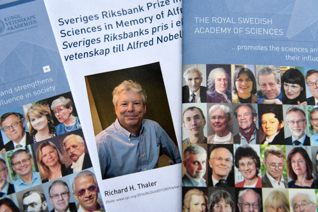 Why behavioural economics can protect you against marketing tricks: Nobel Prize explained