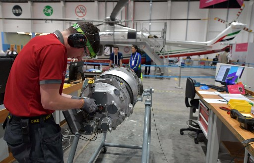 Swiss apprentices take second place in World Skills competition