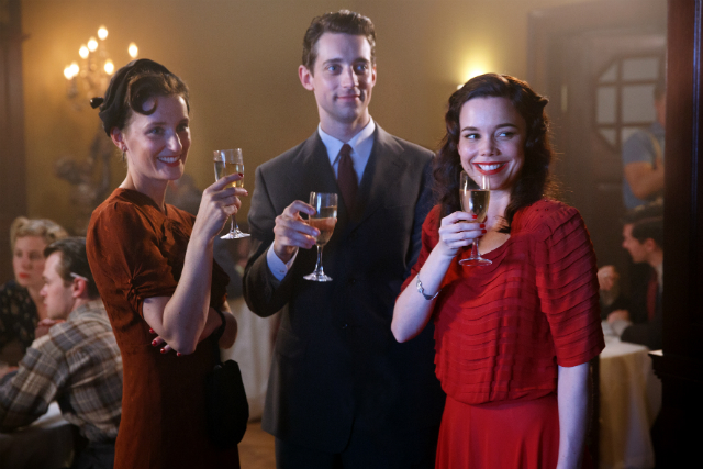 The next Downton Abbey? Swedish postwar drama pulls in record viewing figures