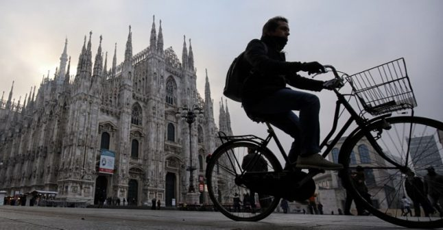 These 25 cities have the worst air quality in Italy