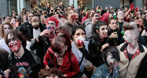 The Gauls and the ghouls: Do the French care about Halloween?