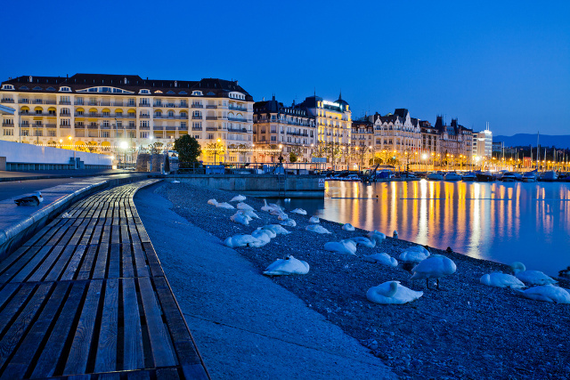 Geneva's first 'Hotels Night' offers a luxury stay at a bargain price