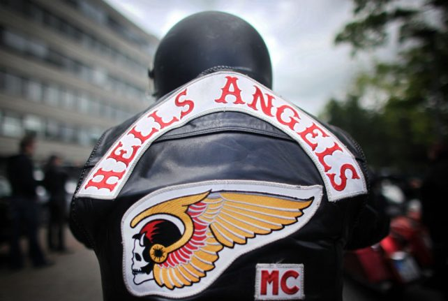 700 police officers conduct raids across NRW over Hells Angels ban