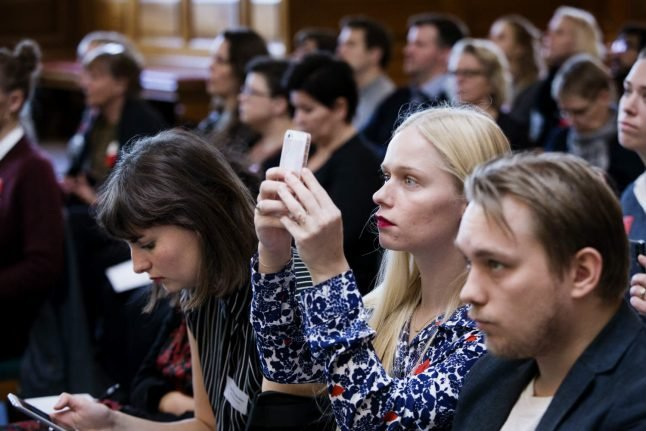 Number of Danish student loans to EU citizens doubles