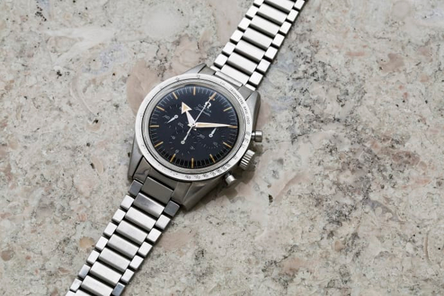 Omega watch found in Swede's attic SMASHES auction world record