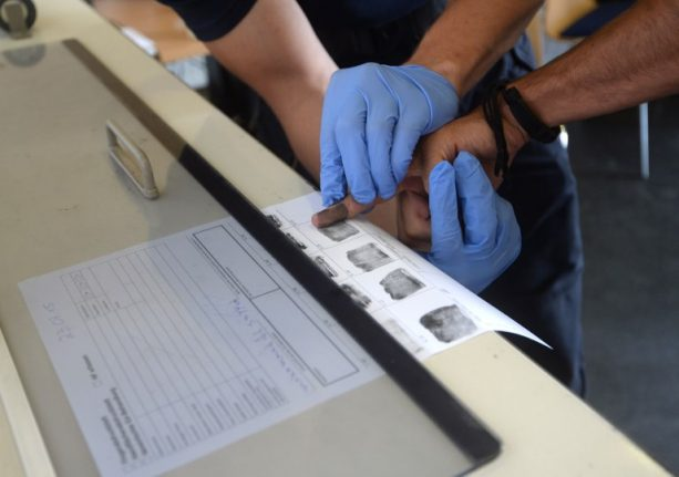 Italy and US to share database of terrorists' fingerprints