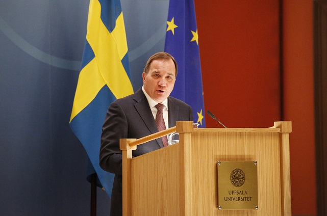 Brexit, migration, and jobs: Swedish PM outlines his vision for the EU
