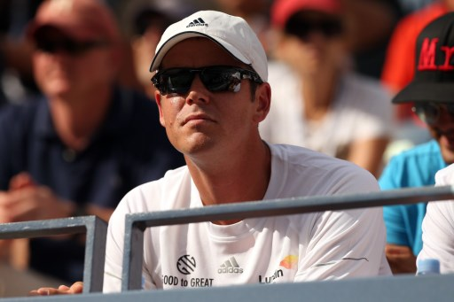 Wawrinka's coach steps down after four years