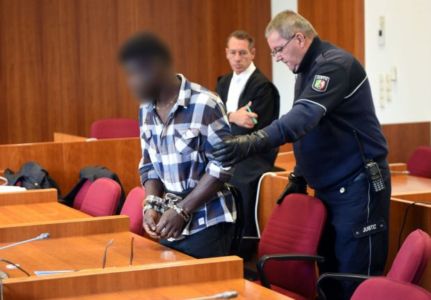 Man who raped camper while holding saw sentenced to 11 years in jail