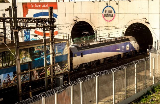 UK border guard held in France over drugs and gun smuggling