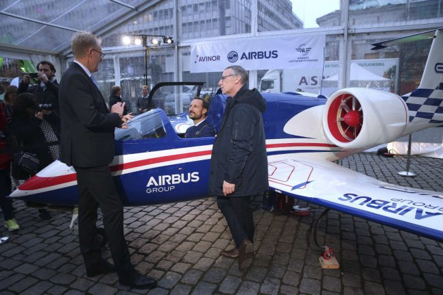 Norway wants electric planes to take off next summer